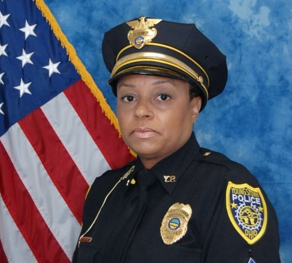 Sharon Cole, Youngstown police officer