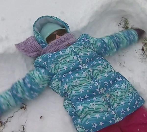 Snow, winter