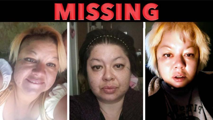 """Missing Woman, Roberta Ming Neill aka """"Roxy"""", Youngstown, Ohio"""