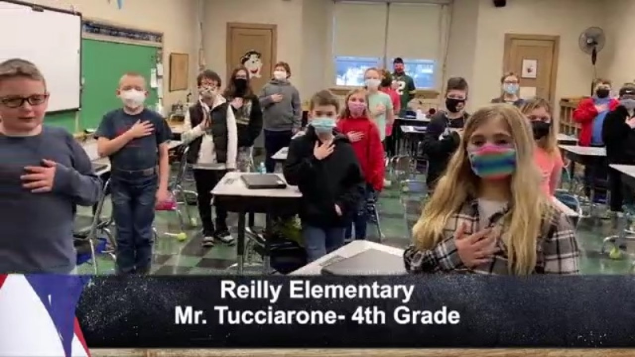 Reilly Elementary - Mr. Tucciarone - 4th Grade