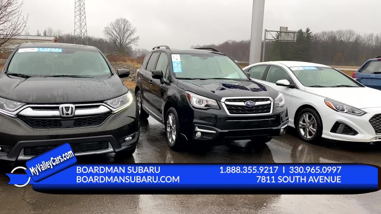 Boardman Subaru March 2021