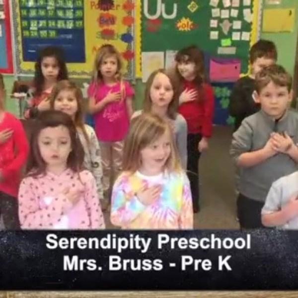 Serendipity Preschool - Mrs. Bruss - Pre K