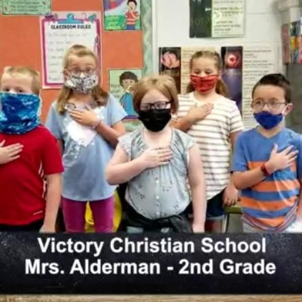 Victory Christian School - Mrs. Alderman - 2nd Grade