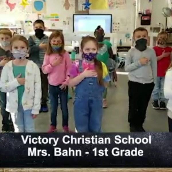 Victory Christian School - Mrs. Bahn - 1st Grade