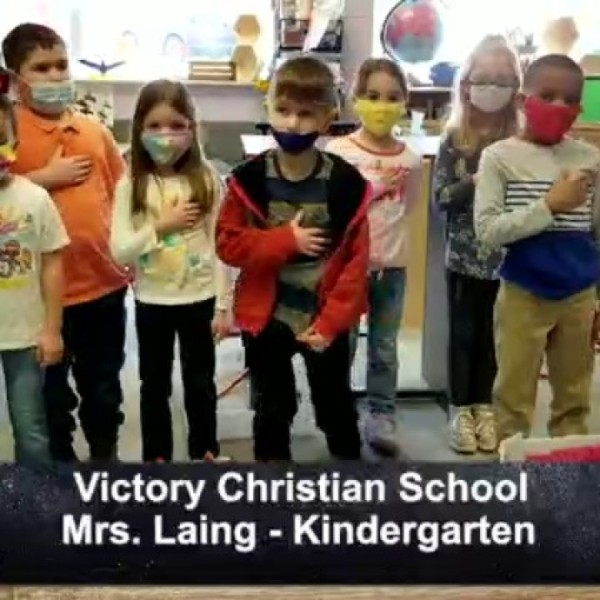 Victory Christian School - Mrs. Laing - Kindergarten