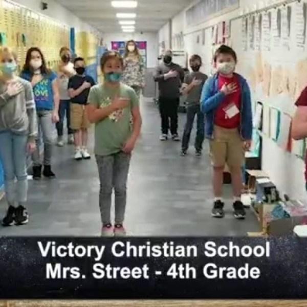 Victory Christian School - Mrs. Street - 4th Grade