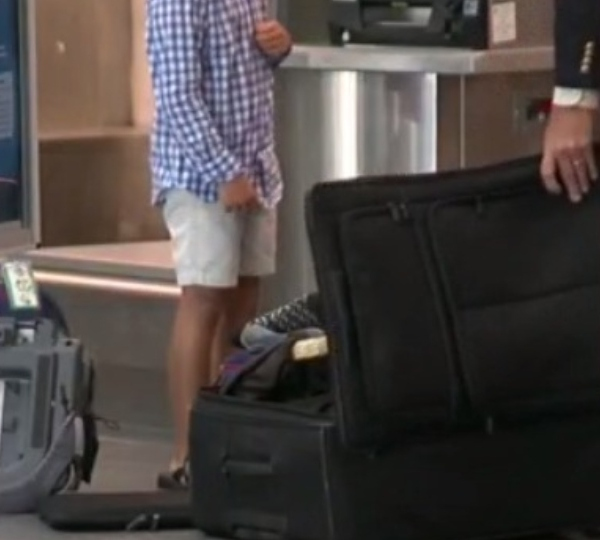 Airport, travel, luggage