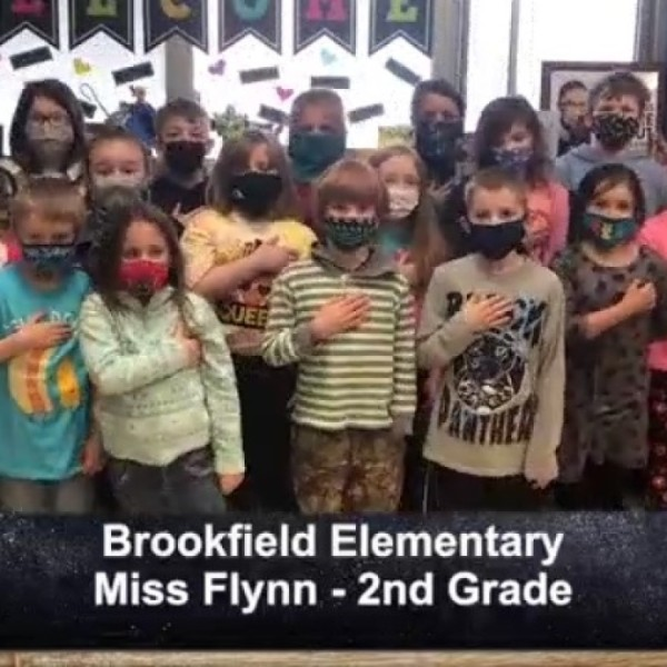 Brookfield Elementary - Miss Flynn - 2nd Grade