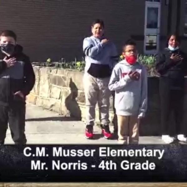 C.M. Musser Elementary - Mr. Norris - 4th Grade