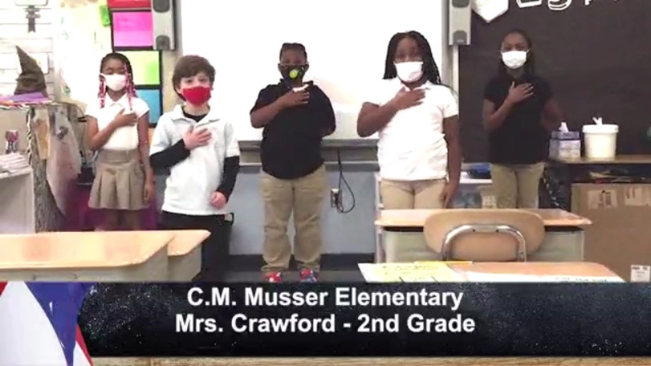 C.M. Musser Elementary - Mrs. Crawford - 2nd Grade