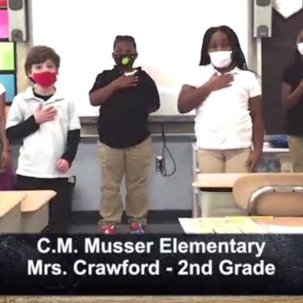 C.M. Musser Elementary - Mrs. Crawford - 2nd Grade