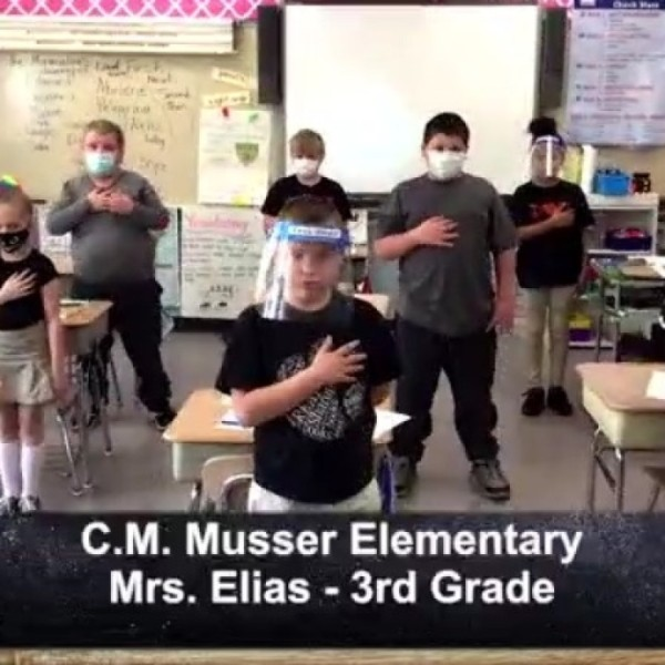 C.M. Musser Elementary - Mrs. Elias - 3rd Grade