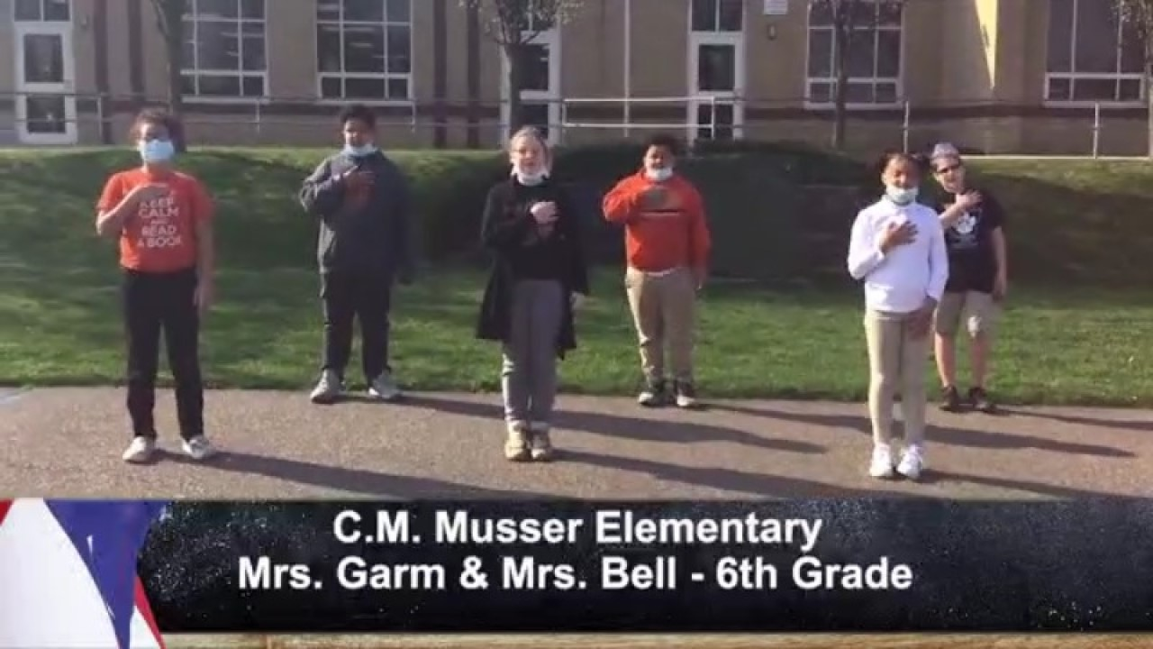 C.M. Musser Elementary - Mrs. Garm and Mrs. Bell - 6th Grade