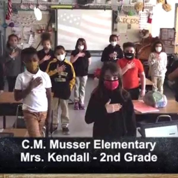 C.M. Musser Elementary - Mrs. Kendall - 2nd Grade
