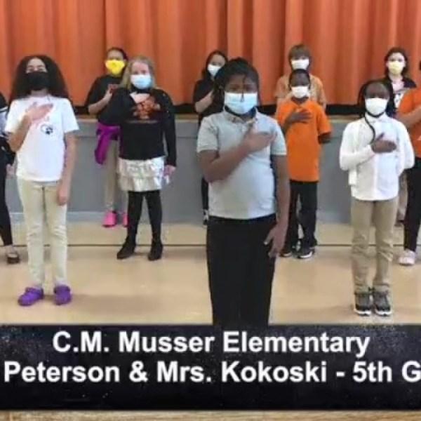 C.M. Musser Elementary - Mrs. Peterson and Mrs. Kokoski - 5th Grade
