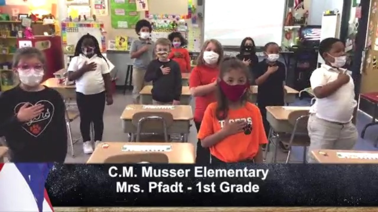 C.M. Musser Elementary - Mrs. Pfadt - 1st Grade