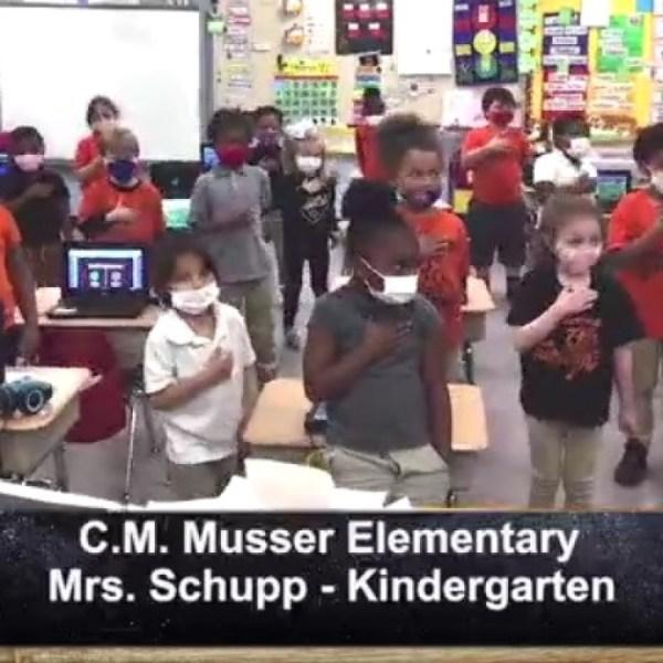 C.M. Musser Elementary - Mrs. Schupp - Kindergarten
