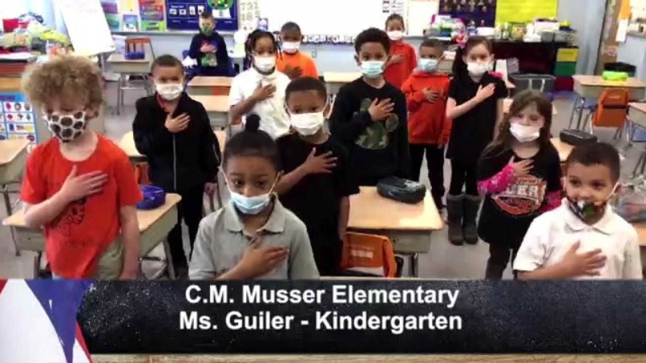 C.M. Musser Elementary - Ms. Guiler - Kindergarten