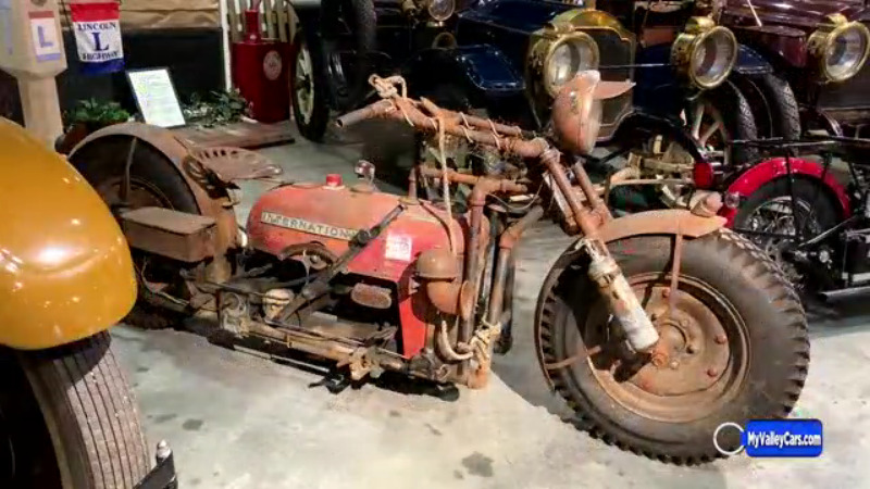 Packard motorcycles