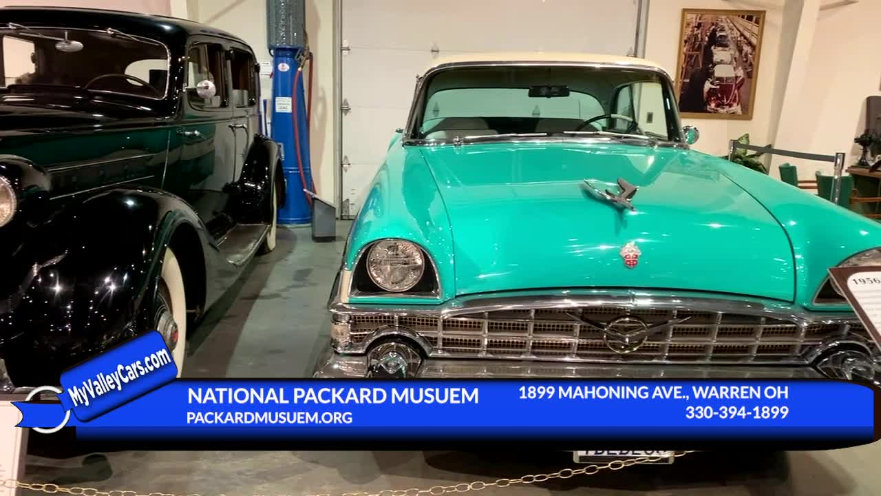 Packard Museum April 2021