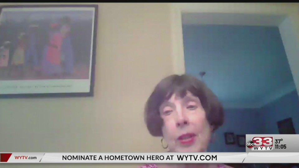 Penny Wells, executive director of Mahoning Valley Sojourn to the Past