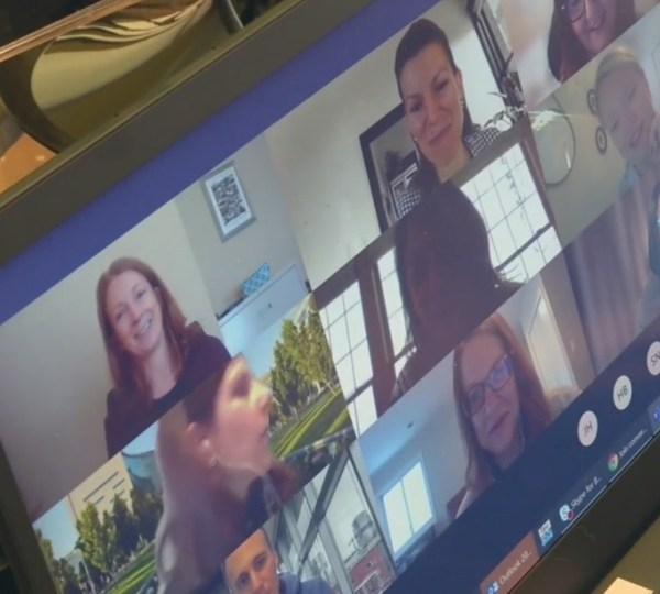 Zoom virtual meeting