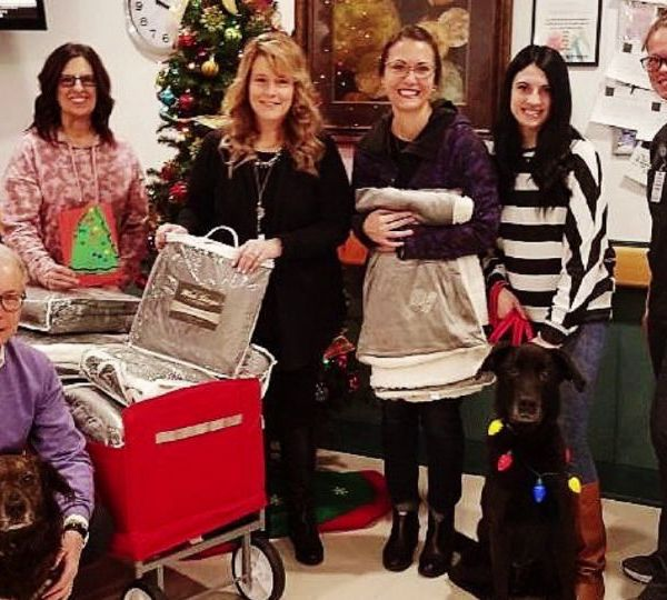 This week's 33 WYTV Hometown Heroes work to bring a little joy to residents in long term care and assisted living facilities, helping senior dogs in the process.