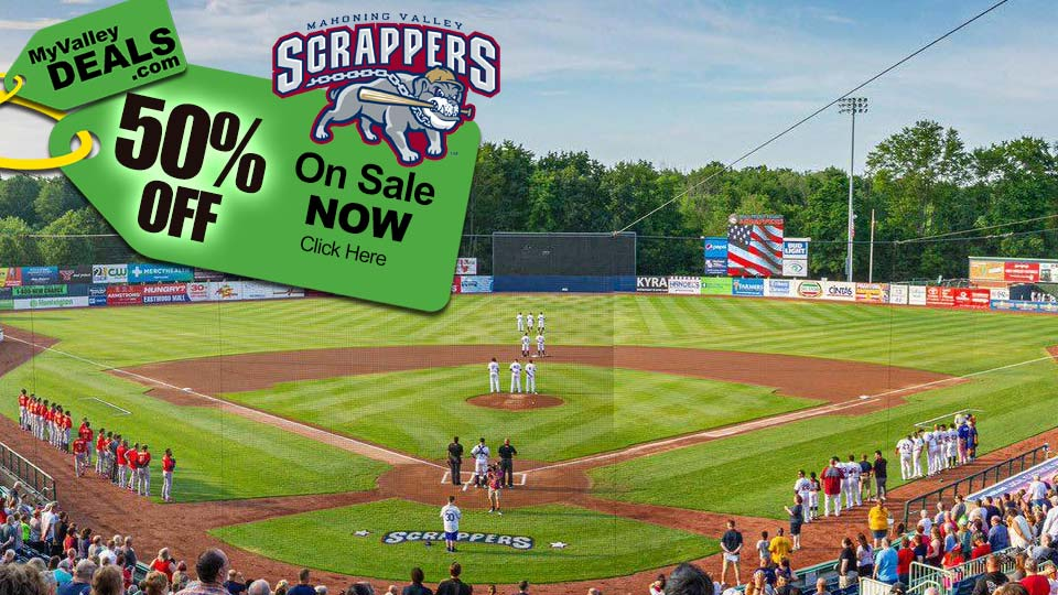 Scrappers Tickets On Sale Now MyValleyDeals