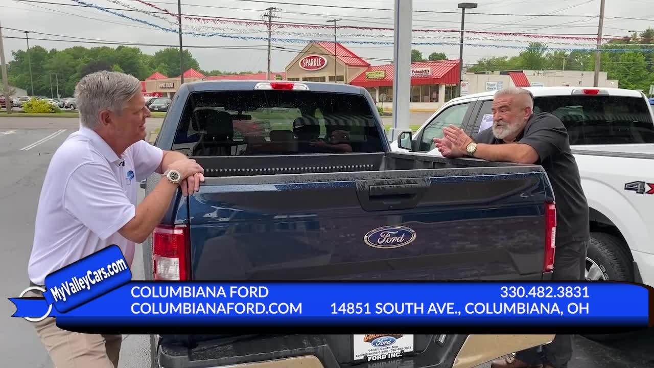 Columbiana Ford June 2021