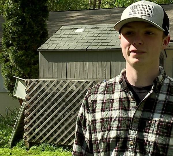 Hometown Hero Connor Ivan