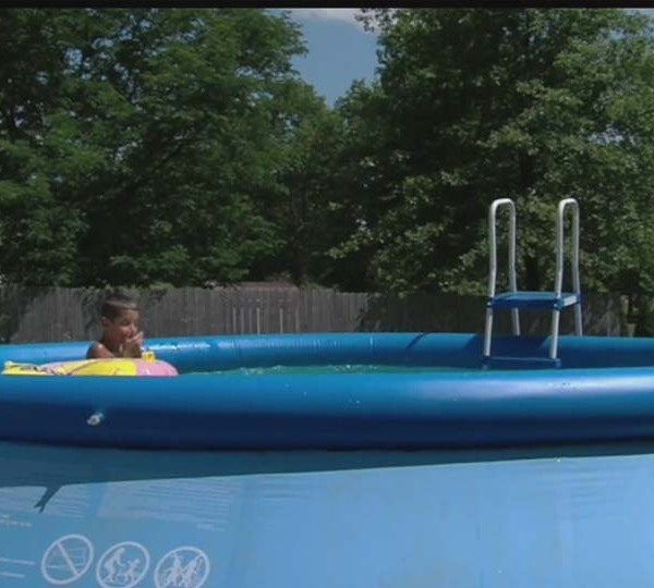 Tips for safely handling pool chemicals and protecting skin