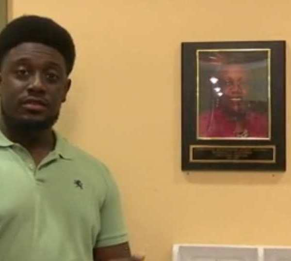 Community activist Joseph Napier, Jr. says he doesn't plan on stopping the work he does and hopes to see his community grow and flourish for generations to come.