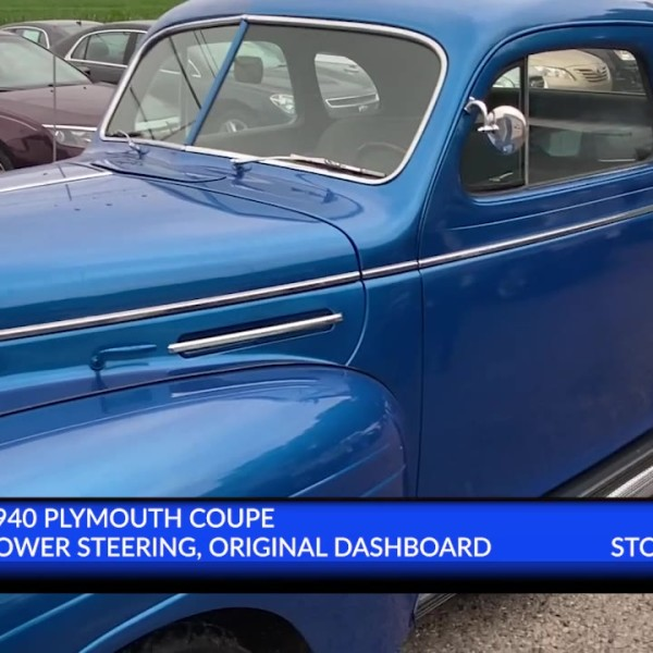 Plymouth Coupe 1940