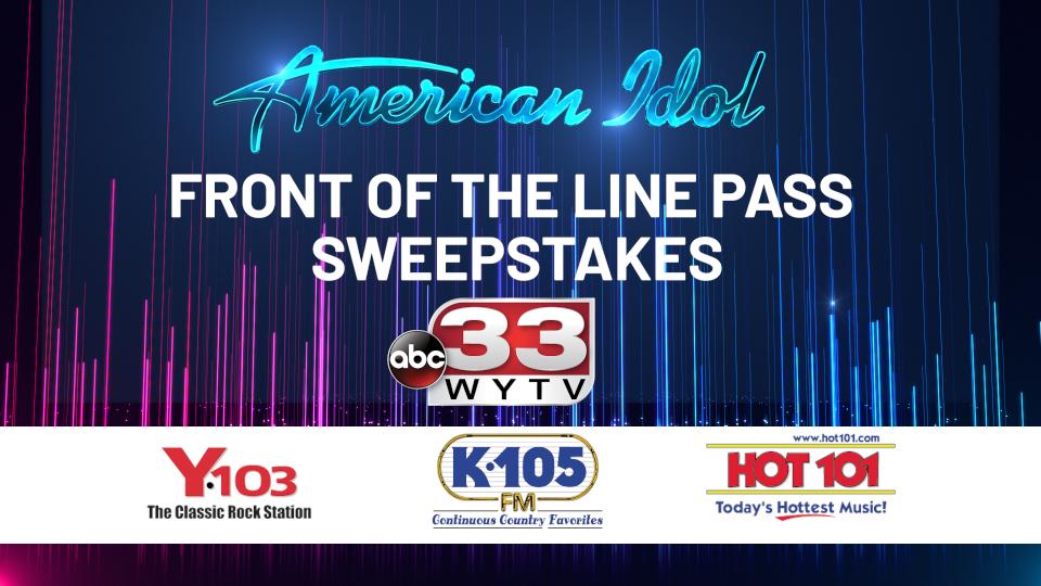 American Idol Pass Sweepstakes