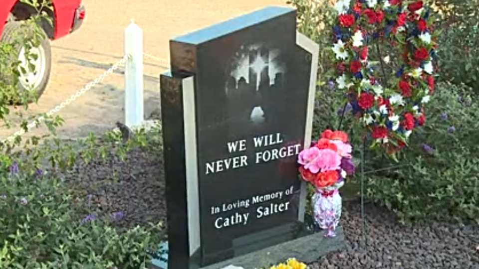 Eleanor Salter vividly remembers her daughter Catherine. Deep in her heart, she's carried Cathy's memory with her every single day.