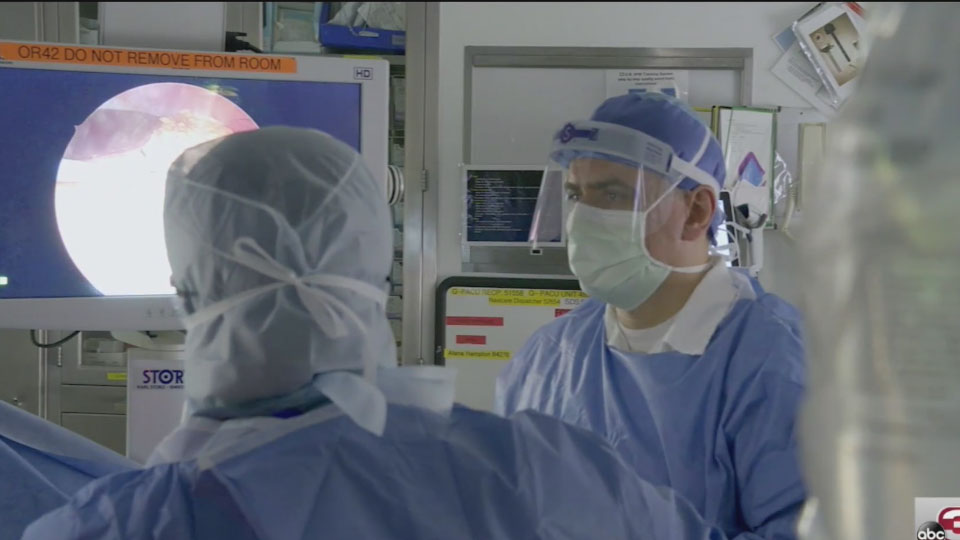 Study finds stomach shrinking surgery can improve overall health for diabetes patients