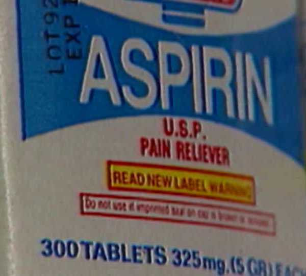 A group called the 'U.S. Preventative Services Task Force' Tuesday issued a draft of new suggestions for taking aspirin for heart health.