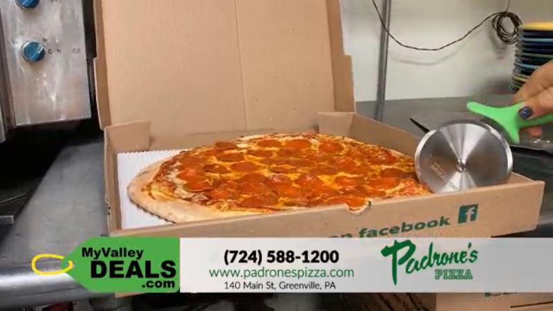 Padrones Pizza