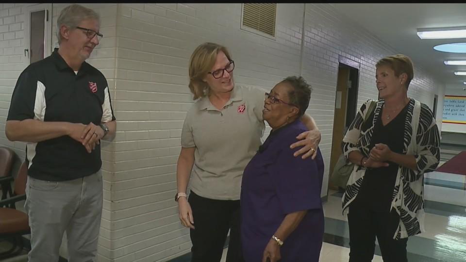 Salvation Army Hometown Heroes, Paulette Williams